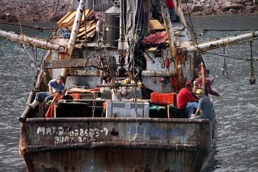 Commercial Fishermen of Guaymas.