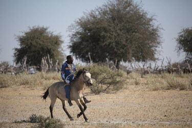 Cowboy - Botswana, Africa cowboy,human,ranch