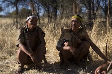 Botswana Bushmen - Botswana, Africa people,human,bushmen,bushman,indigenous